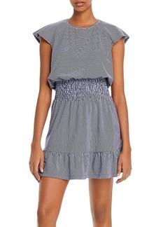 Parker Sydney Ruffled Mini Dress