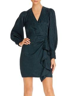Parker Thelma Silk-Blend Dress