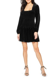 Parker Tiara Long Sleeve Minidress