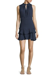 Parker Tiered Fit & Flare Dress