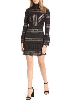 Parker Topanga Lace Sheath Dress