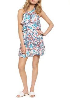 Parker Trisha Silk Minidress