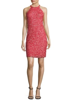 Parker Twilight Sequined Dress