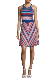 Parker Viola Sleeveless Knit Cotton Dress