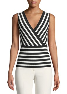 Winifred Knit Tie-Back Top