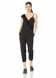 Parker Women's Addison Sleeveless Ruffle Jumpsuit