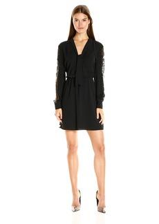 Parker Women's Annalee Combo Dress  M