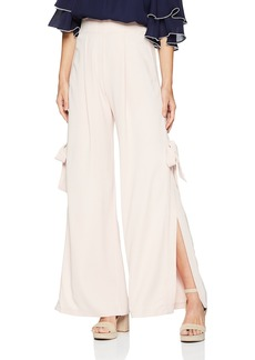 Parker Women's Antonello High Waist Wide Leg Pant