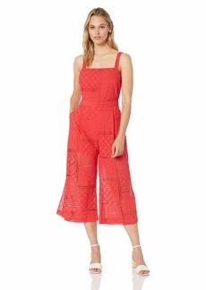 Parker Women's Ashton Cropped Wide Leg Jumpsuit