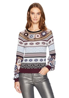 Parker Women's Brie Knit Sweater  L
