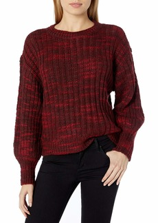 Parker Women's Caims Marled Fashion Sweater  M