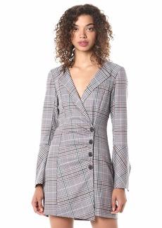 Parker Women's Derby Blazer Style Dress
