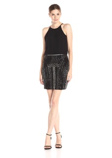 Parker Women's Farrow Dress with Embellished Skirt