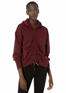 Parker Women's Helma Ruched Hooded Sweatshirt