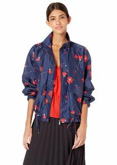 Parker Women's Hollis Zip Front Utility Jacket  M