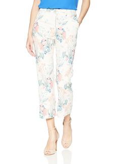 Parker Women's Hugo Floral Print Ankle Length Skinny Pant