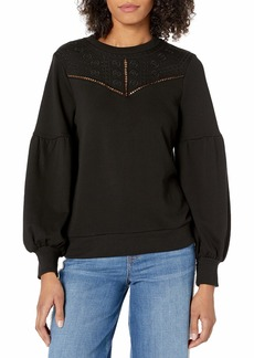 Parker Women's Long Sleeve Lightweight Normani Sweatshirt