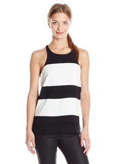 Parker Women's Macha Sleeveless Color Block Top