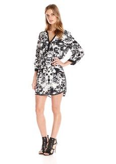 Parker Women's Mallory Printed Long Sleeve Tunic Dress
