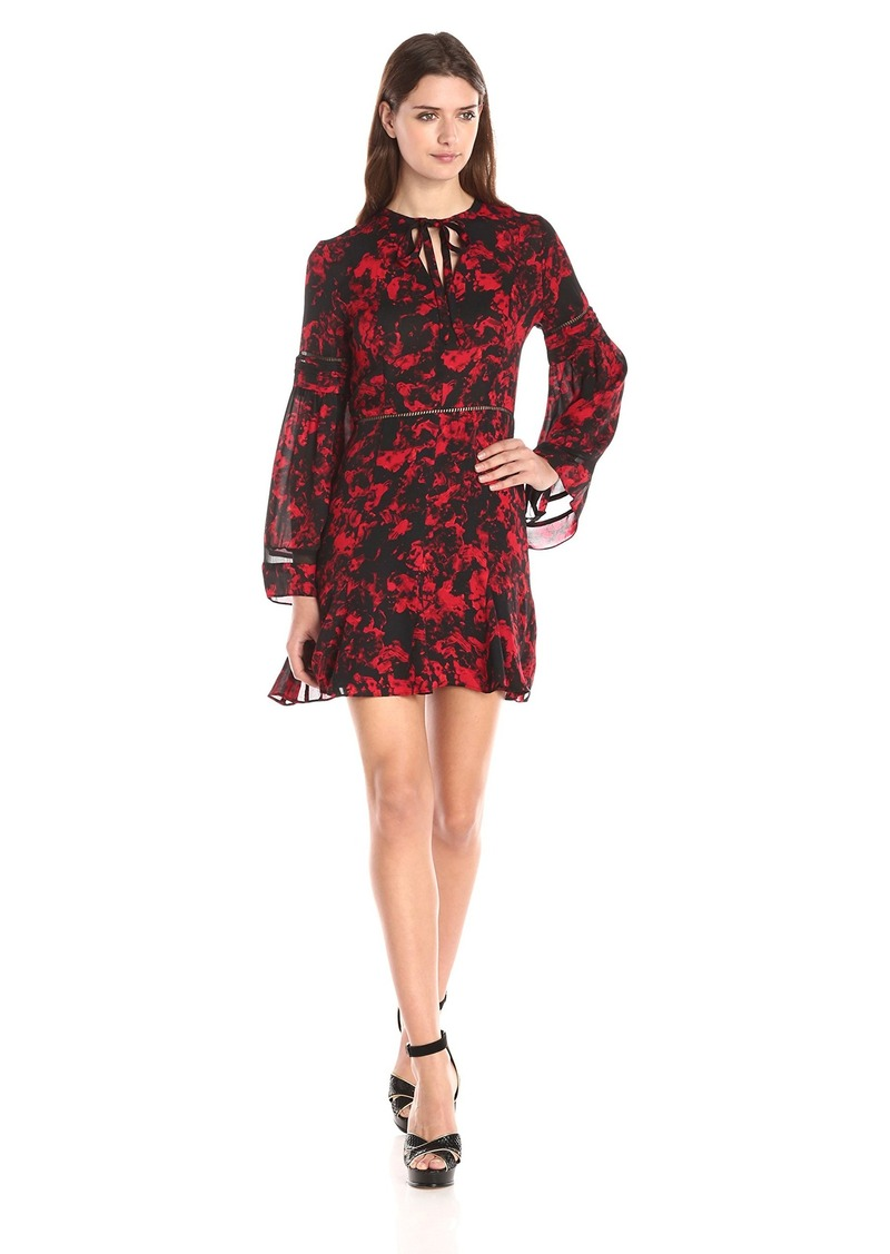 Parker Women's Milly Long Sleeve Printed Boho Dress