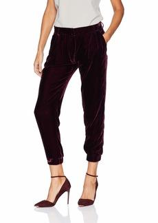 Parker Women's Morgan Velvet Ankle Length Pant