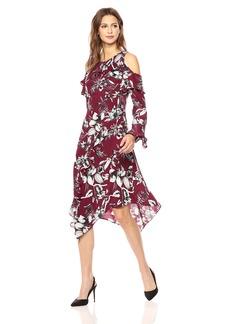 Parker Women's nadeen Combo Dress  S