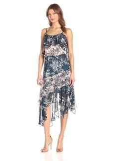 Parker Women's Reuben Combo Dress  L
