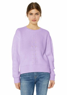Parker Women's Ronnie Long Sleeve Ribbed Sweater  M
