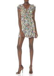 Parker Women's Short Sleeve Ramona Dress  L