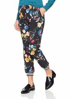 Parker Women's Sotero Floral Print Jogger Ankle Pant