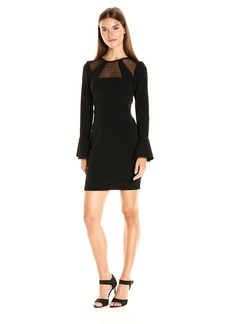 Parker Women's Terriana Combo Dress  L
