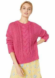 Parker Women's Yarna Oversized Cable Knit Sweater