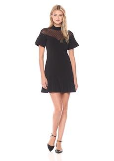 Parker Women's Zoe Combo Dress  XS