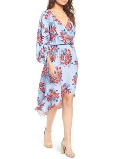 Parker Xiomara Silk Dress