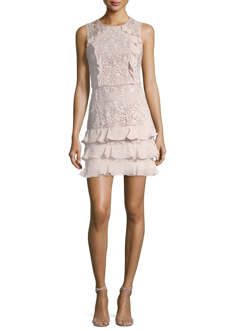 Parker Parker Zahara Combo Sleeveless Lace Cocktail Dress | Dresses ...