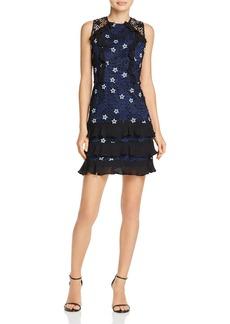 Parker Zahara Floral Crochet Dress - 100% Exclusive