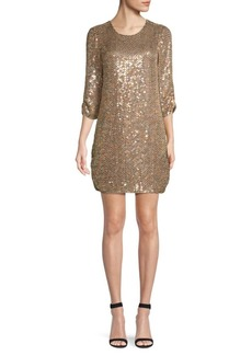 Parker Petra Sequin Dress