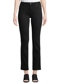 Parker Runaround Sue Mid-Rise Skinny Jeans  Onyx