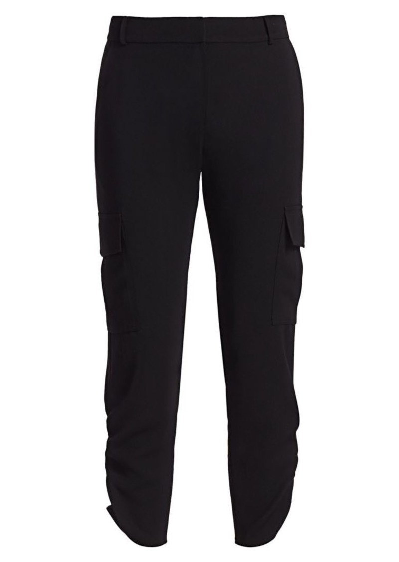 Parker Simone Cropped Cargo Pants