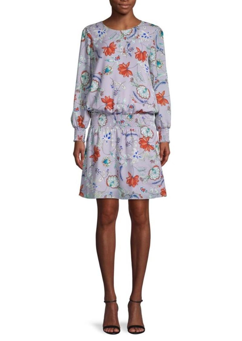 Parker Smocked Floral Dress