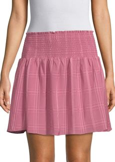 Parker Smocked Waist Skirt