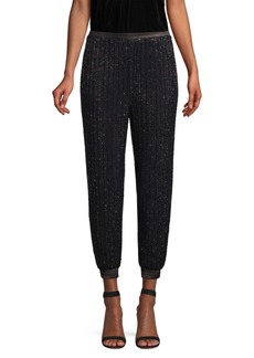 Parker Stephanie Beaded Jogger Pants