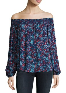 Parker Taylor Off-the-Shoulder Top