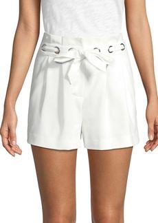 Parker Vale Grommet Shorts