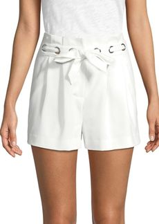 Parker Vale Pleated Shorts
