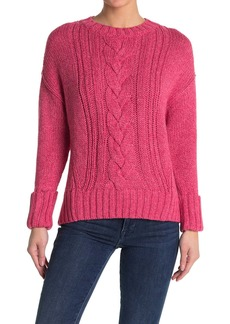 Parker Yarna Cable Knit Sweater