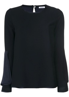 P.A.R.O.S.H. bell sleeved blouse