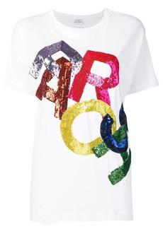 P.A.R.O.S.H. logo short-sleeve T-shirt