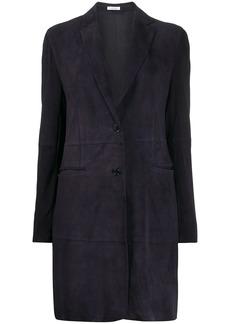 P.A.R.O.S.H. Masuede midi coat