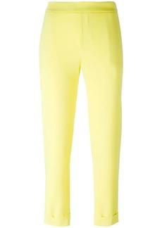 P.A.R.O.S.H. Pantera cropped trousers
